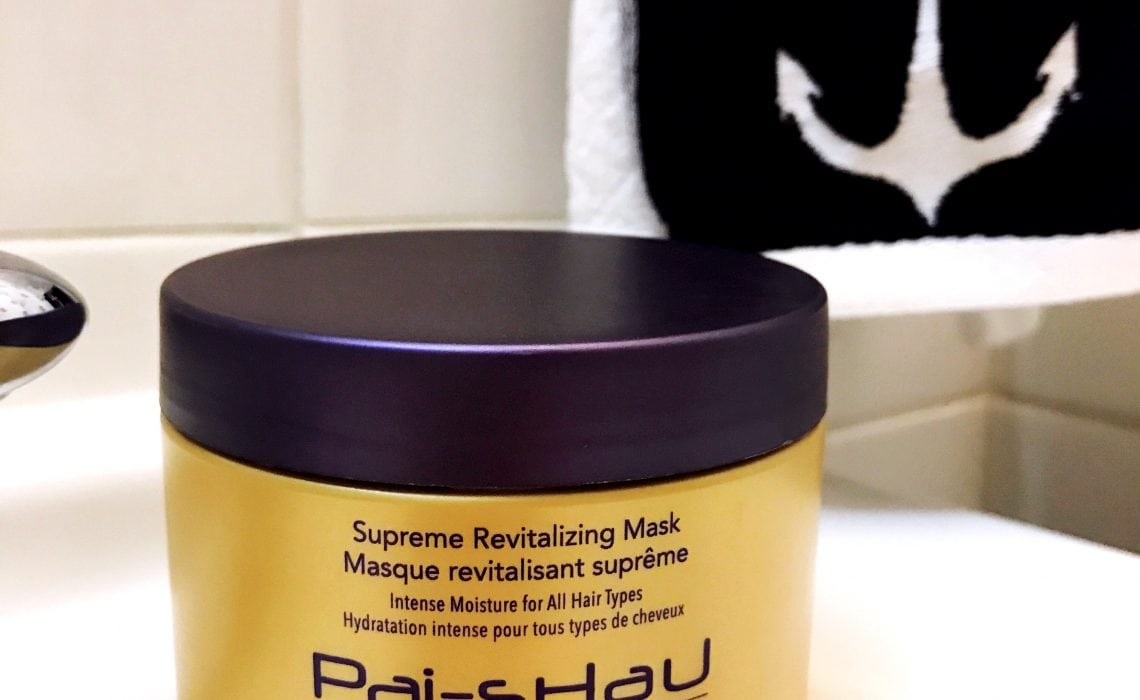 Pai Shau Hair Mask
