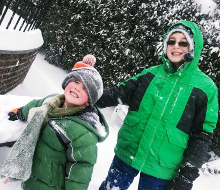 20 Snow Games Your Kids Can Play This Winter