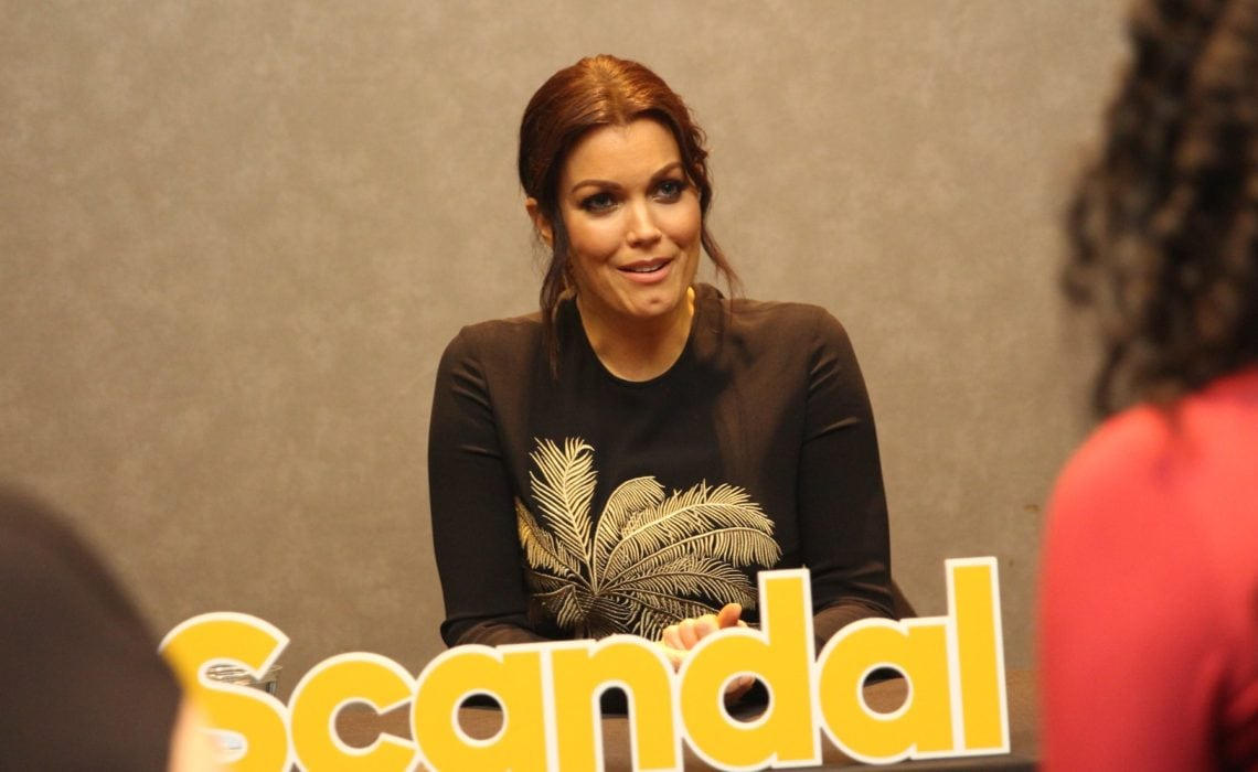 Bellamy Young Talks About Mellie Grant's Final Season Of Scandal #ABCTVEvent #Scandal #TGIT #WrinkleInTimeEvent