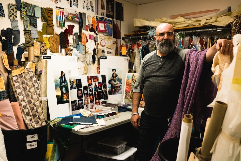 Wrinkle In Time Costume Designer Paco Delgado Talks About Inspiration #WrinkleInTimeEvent